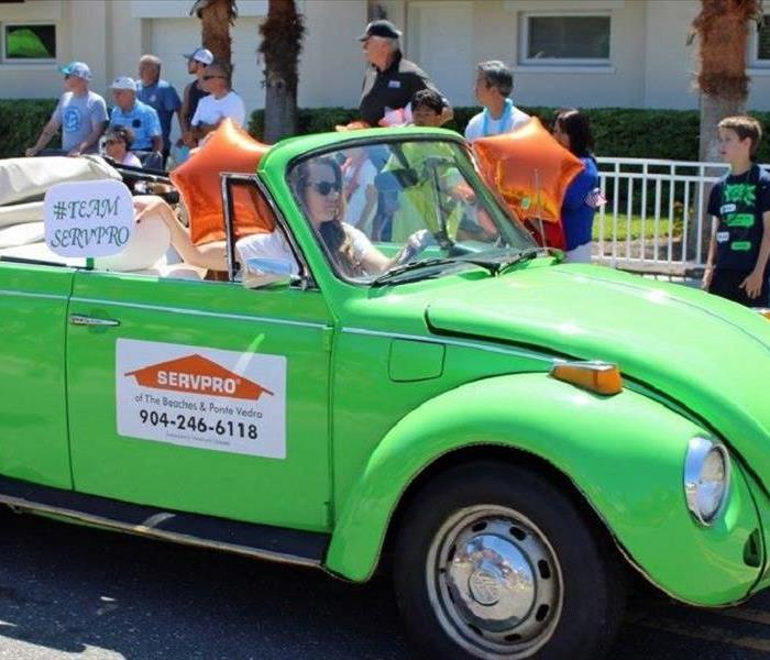 Opening of the Beaches Parade in Jacksonville Beach