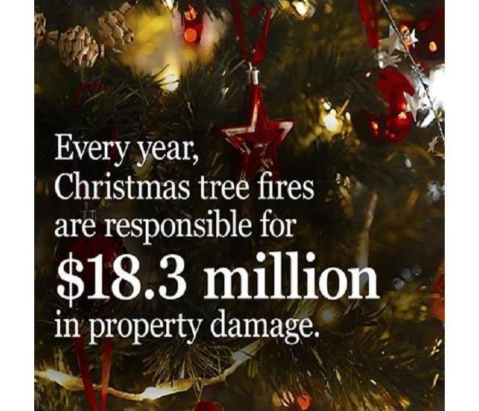 Fire Damage Holiday Fire Safety Checklist
