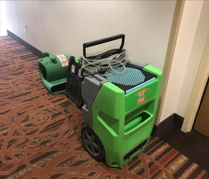 Why SERVPRO Real Value, Packaged in Green