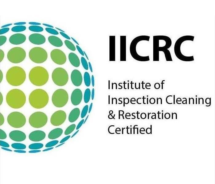 General IICRC (Institute of Inspection Cleaning and Restoration) Certified Firm