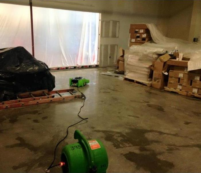 Water Damage The Dangers of Water Intrusion in Your Commercial Building